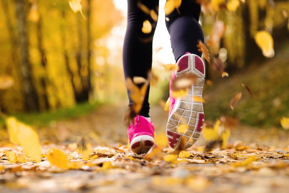Autumn - Running
